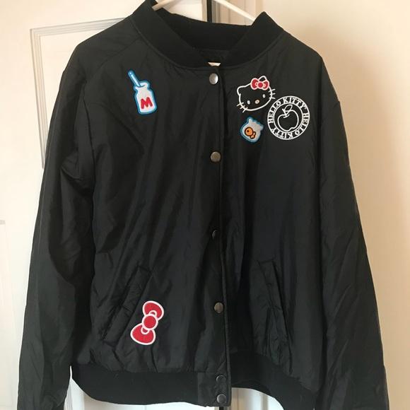 4890656c7 Torrid Hello Kitty bomber jacket, Size 3. M_5b048d03331627d8703491d7